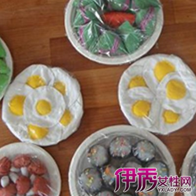【图】欣赏幼儿园手工制作美食图片 教你做简单甜品