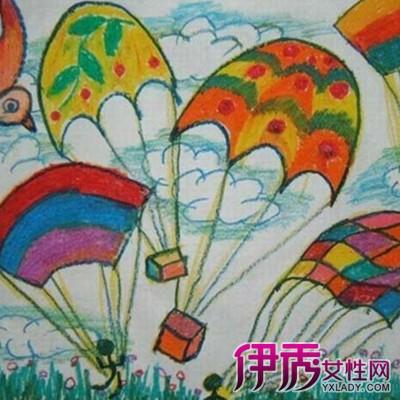 【图】幼儿园画画作品展欣赏