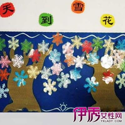 【图】幼儿园冬天主题墙图片分享 教你设计出好看的主题墙