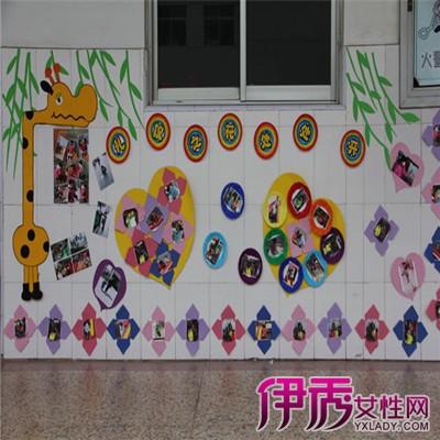 【图】欣赏幼儿园礼仪环境布置图片 教会孩子注意公德图片