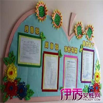 【图】欣赏幼儿园小班家园栏 搭起家长与老师沟通的桥梁