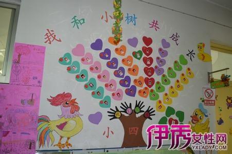 【图】细数幼儿园中班主题墙饰重要性 5个设计教你装扮成长乐园