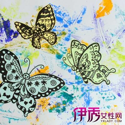 【图】儿童画线描教师范画图片欣赏 儿童线描画的技巧是什么?-儿童