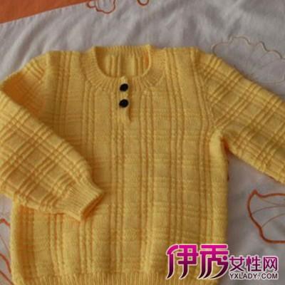 【图】婴儿编织毛衣花样图片欣赏