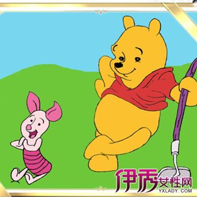 【图】幼儿画画小熊作品集 非常可爱充满童趣