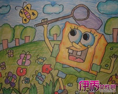 【图】儿童铅笔画作品展现 为你分析铅笔画的艺术风格