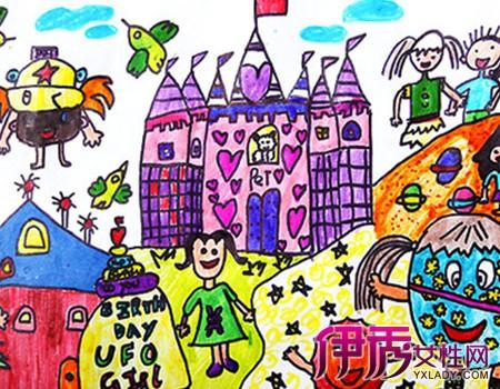 了解画画的五大好处-快乐幼儿园图片