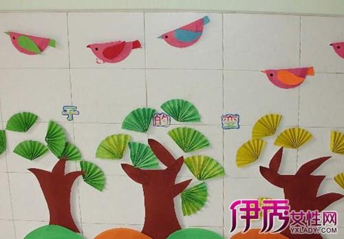 【圖】幼兒園教室布置圖片主題墻卡紙欣賞 布置所需材料告訴你