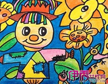 【图】儿童优秀绘画作品大全 如何引导幼儿学画画呢-儿童优秀绘画作品图片