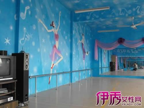 【图】欣赏幼儿园舞蹈室布置图片图片