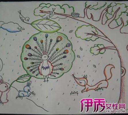 【图】幼儿园主题画简笔画大全 浅谈简笔画教学方法