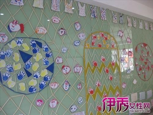 幼儿园照片墙设计图片简单展示