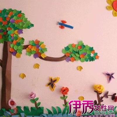【图】展示幼儿园布置墙图片 3个布置技巧让幼儿生活环境更加美丽