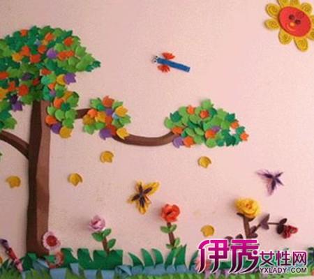 【图】幼儿园墙面布置小班图片_画画大全