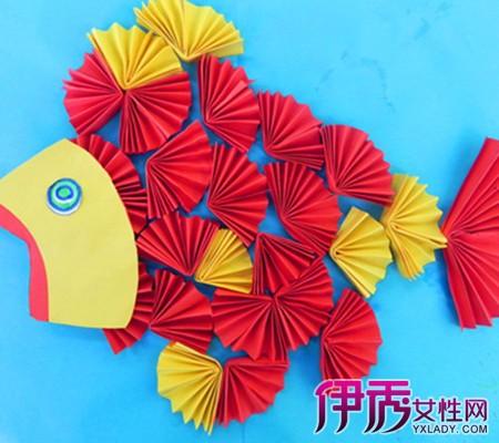 【图】幼儿园手工制作鱼图片展示 4点浅谈手工制作对儿童的重要性
