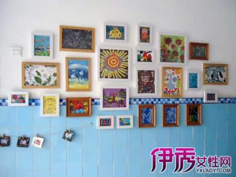 幼儿园走廊作品展示|life.yxlady.com-伊秀生活小常识