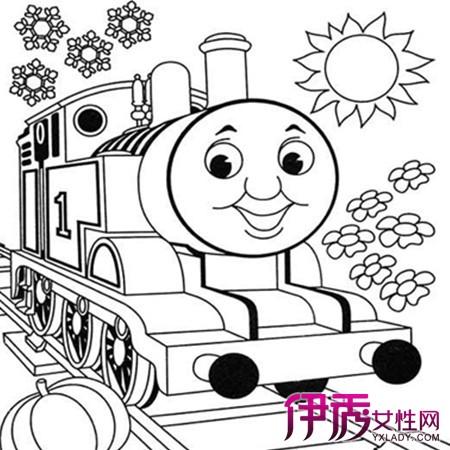 【图】火车幼儿简笔画作品鉴赏 七个方法教你轻松学会简笔画