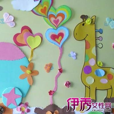 幼儿园墙纸贴图 life.yxlady.com-伊秀生活小常识图片