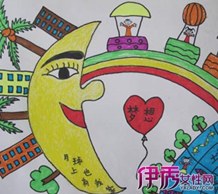 【图】幼儿绘画获奖作品图片展示 教你如何欣赏儿童画-幼儿绘画获奖