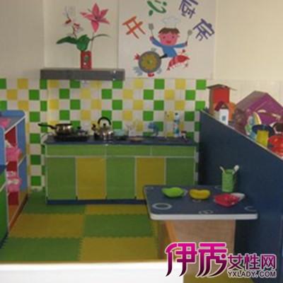 幼儿园厨房区角布置图片|life.yxlady.com-伊秀生活小