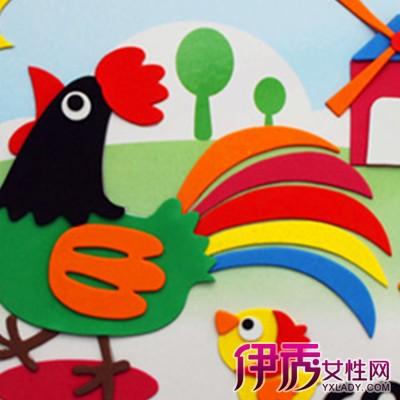 幼儿园贴画图片 life.yxlady.com-伊秀生活小常识图片