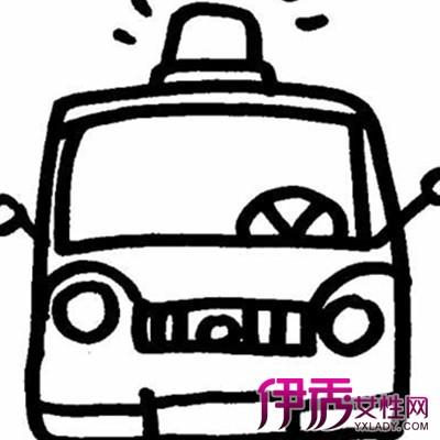 【图】可爱的幼儿简笔画汽车