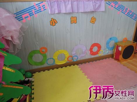 【图】欣赏幼儿园表演区角设计图片 分析各个区域的设计特点