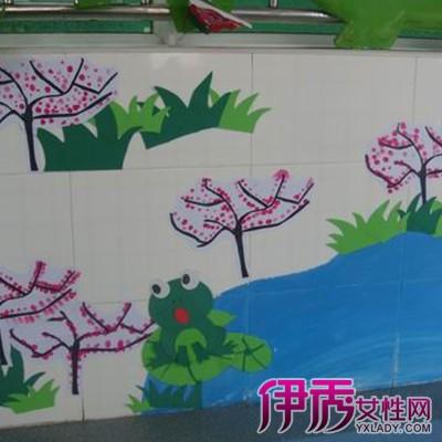 【图】幼儿园益智墙图画图片欣赏 分析儿童学习画画的4大好处