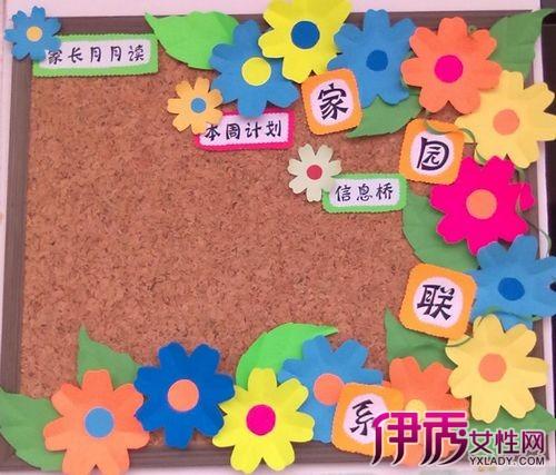 【图】幼儿园家园栏布置设计方案