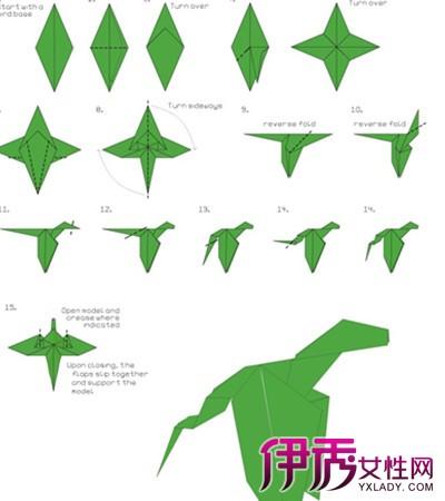 【图】分享儿童手工折纸大全