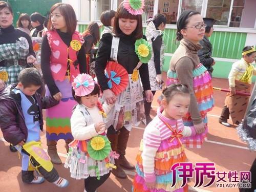 【图】展示幼儿园手工衣服的图片 手工制作越来越流行的原因