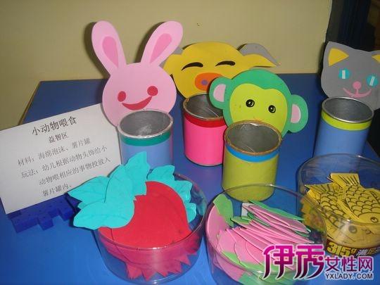 浅谈幼儿园的自制玩具