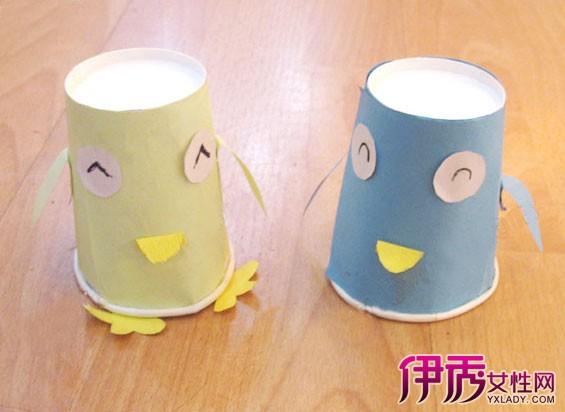 【图】幼儿园纸杯手工制作大全 总结手工制作对幼儿的5个好处