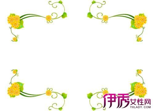 【图】小学生手抄报花边图片展示 如何设计出好看的手抄报-小学生二
