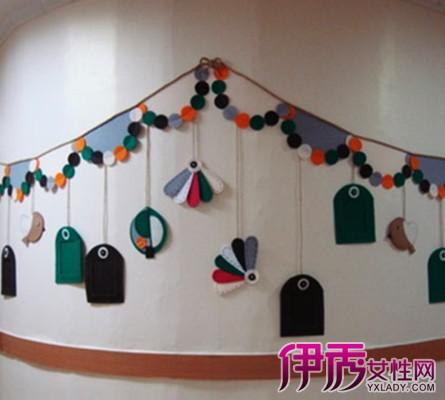 【图】幼儿园室内墙面布置图片大全