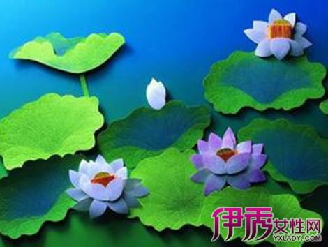 【图】欣赏幼儿园植物手工贴画 让你在快乐的环境中教学