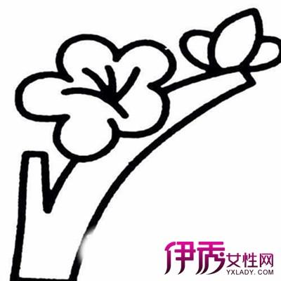【图】桃花简笔画图片大全欣赏 七大秘诀教宝宝轻松学简笔画
