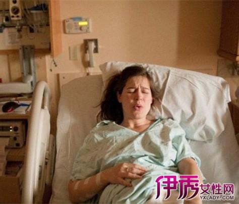 孕妇生孩子顺产过程