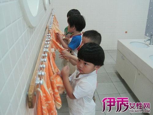 【图】如何教幼儿园小朋友洗手 讲究卫生从小做起