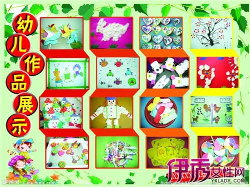 【图】布置幼儿园作品展示墙的意义