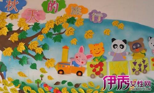 【圖】幼兒園秋天主題活動教案展示 讓孩子在快樂中學習