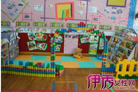 【图】幼儿园区角环境超市布置图片 5大好处让孩子更好与他人相处