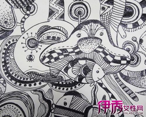 【图】儿童线描画入门技巧 几步快速教会你的孩子增加才艺