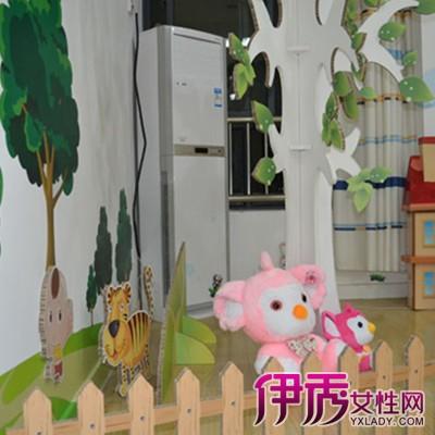 【图】展示幼儿园森林布置图片 为幼儿营造优美的环境