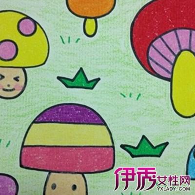 【图】欣赏幼儿园小班画画图片大全