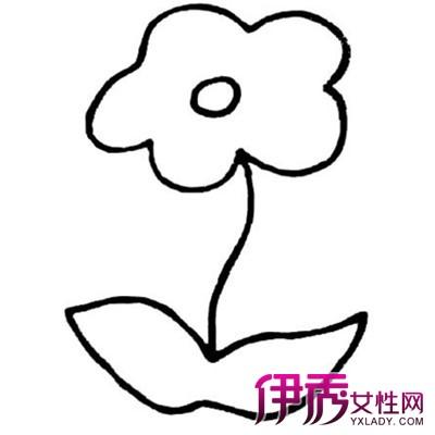 水仙,玫瑰,荷花,菊花,桃花…简笔画花朵专题中的图片都是人们熟悉的