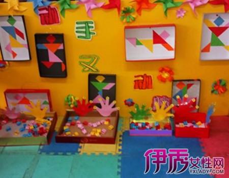【图】幼儿园小班区域角布置图片展示 七点告诉你要注意什么