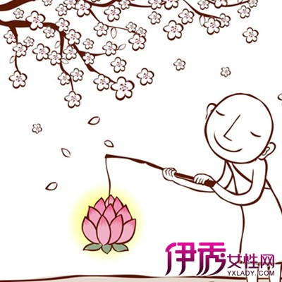 【图】莲花灯儿童简笔画 激发儿童创造力