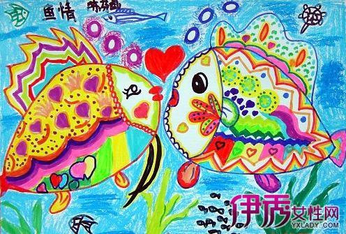 【图】儿童画一等奖作品欣赏 教你如何欣赏儿童画