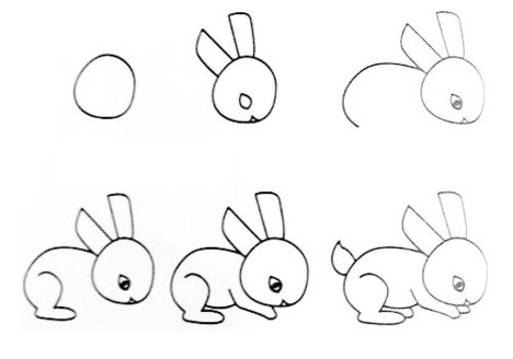 【图】怎样简单教幼儿学画画
